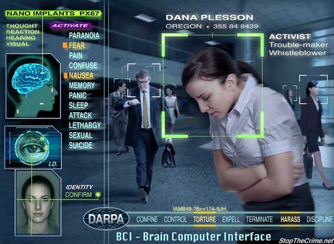 Darpa - Brain Computer Interface